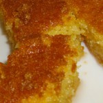 Recipe - Semolina and Honey Cakes